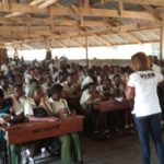Awareness Raising in Alimosho Senior Secondary School