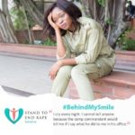 Behind the Smile Campaign: Social Media