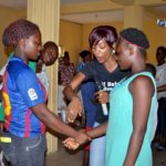The Rape Awareness and HIV Counselling and Testing Drive