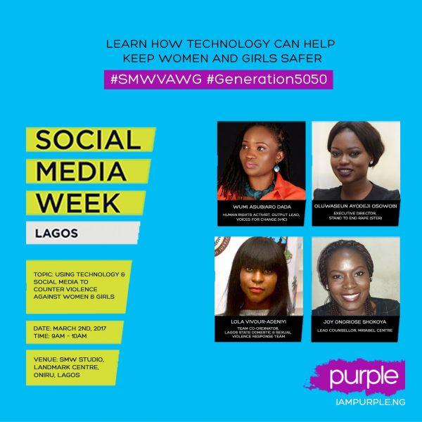 Social Media Week Lagos 2017