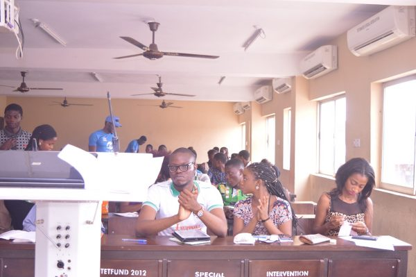 Young Advocates for SRHR: University of Lagos
